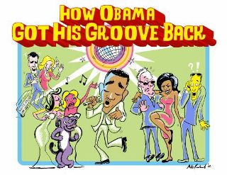 Post image for Los Angeles Theater Review: HOW OBAMA GOT HIS GROOVE BACK (Fremont Centre Theatre in South Pasadena)