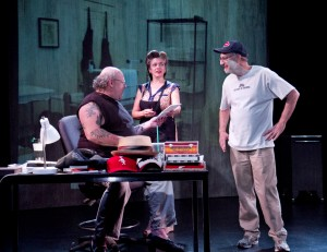 Paul Kubicki's Stage and Cinema review of NICKEL HISTORY at Steppenwolf Chicago