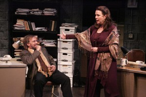 Tom Chait's Stage and Cinema review of BLAME IT ON BECKETT, Colony Theater, L.A.