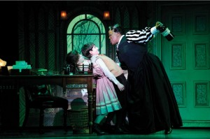 Samuel Bernstein's Stage and Cinema review of MARY POPPINS in L.A.