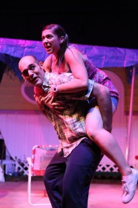 Dan Zeff's Stage and Cinema review of TRAILER PARK MUSICAL in Chicago