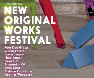 Post image for Los Angeles Theater Feature & Review: REDCAT'S NEW ORIGINAL WORKS FESTIVAL (Disney Hall)