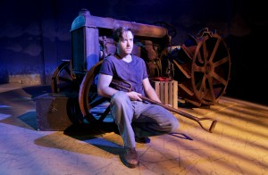 Tom Chaits' Stage and Cinema L.A. review of FARM BOY at the Matrix