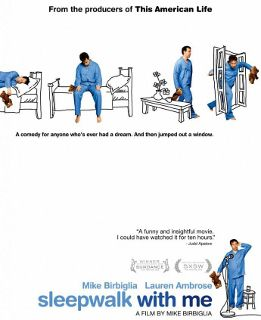 Post image for Film Review: SLEEPWALK WITH ME (Directed by Mike Birbiglia)