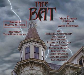 Post image for Los Angeles Theater Review: THE BAT (Theatre 40 in Beverly Hills)