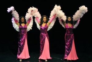 Dan Zeff's Stage and Cinema review of DREAMGIRLS at the Marriott Chicago