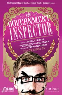 Post image for Los Angeles Theater Review: THE GOVERNMENT INSPECTOR (The Theatre @ Boston Court in Pasadena)