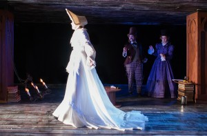 Paul Kubicki's Stage and Cinema review of THE FALL OF THE HOUSE OF USHER - Hypocrites at Chopin in Chicago