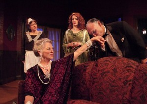 Tom Chait's Stage and Cinema L.A. review of THE BAT at Theatre 40