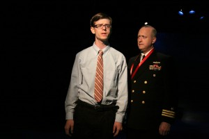 Samantha Nelson's Stage and Cinema review of ADRIFT at Greenhouse Theater in Chicago
