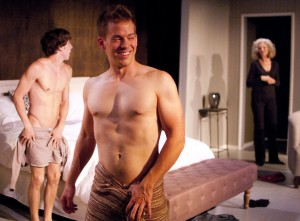 Tom Chaits' Stage and Cinema review of THE LITTLE DOG LAUGHED at the Zephyr in L.A.