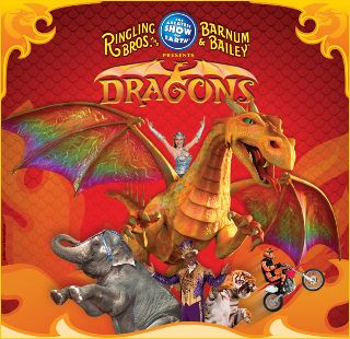 Post image for Tour Review: DRAGONS (Ringling Brothers and Barnum & Bailey Circus)