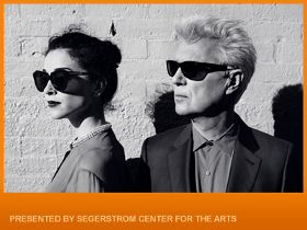Post image for Los Angeles Concert Feature: AN EVENING WITH DAVID BYRNE & ST. VINCENT (Segerstrom Concert Hall in Costa Mesa)