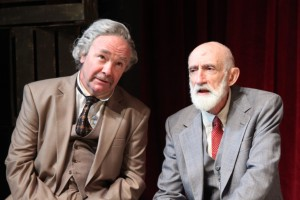 Erika Mikkalo's Stage and Cinema review of Provision's SHAW VS. CHESTERTON: THE DEBATE in Chicago