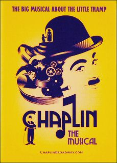 Post image for Broadway Theater Review: CHAPLIN (Ethel Barrymore Theatre)