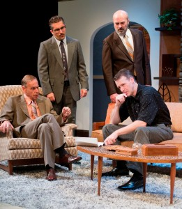 Lawrence Bommer's Stage and Cinema review of THE BIG KNIFE at Raven in Chicago