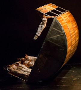 Ella Martin's Stage and Cinema review of DIAVOLO at the Broad in Santa Monica