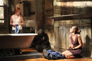 Sarah Taylor Ellis' Stage and Cinema review of Rattlestick's Through the Yellow Hour in NYC