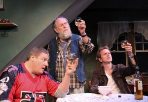 Dan Zeff's Stage and Cinema review of Illegal Use of Hands, American Blues Theatre in Chicago