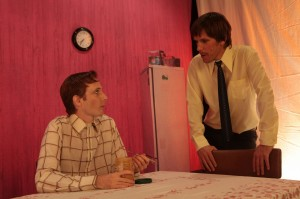 Ella Martin's Stage and Cinema review of GOB SQUAD'S KITCHEN at REDCAT Los Angeles