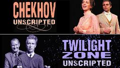 Post image for Los Angeles Theater Review: CHEKHOV UNSCRIPTED and TWILIGHT ZONE UNSCRIPTED (Odyssey Theatre)