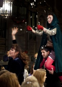 Lawrence Bommer's Stage and Cinema review of The Strange Undoing of Prudencia Hart at Chicago Shakespeare Theater