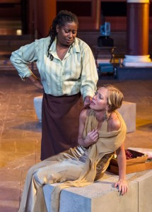Barnaby Hughes' Stage and Cinema review of HELEN at Getty Villa in Malibu