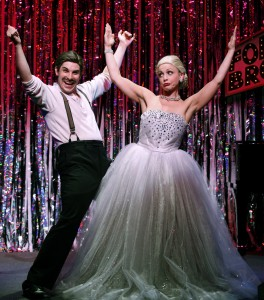 Sarah Taylor Ellis' Stage and Cinema review of FORBIDDEN BROADWAY ALIVE AND KICKING at 47th St Theatre NYC