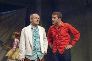 Dmitry Zvonkov's Stage and Cinema review of COSI at Urban Stages in NYC