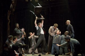 Sarah Taylor Ellis' Stage and Cinema review of PETER AND THE STARCATCHER on Broadway