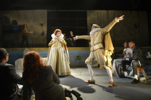 Tony Frankel's Stage and cinema review of California Shakespeare's HAMLET in SF/Bay Area