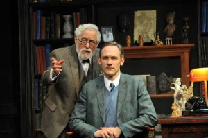 Dan Zeff's Stage and Cinema review of Freud's Last Session at Mercury Theater in Chicago