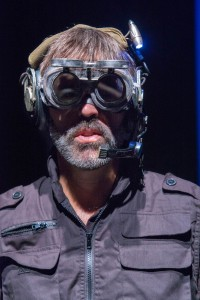 Samuel Bernstein's Stage and Cinema review of City Garage's Orestes 3.0: Inferno at Bergamot Station in Santa Monica