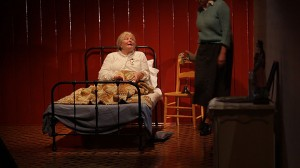 Dmitry Zvonkov's Stage and Cinema review of TACT's LOVERS at the Beckett NYC