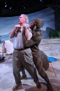 Lawrence Bommer's Stage and Cinema review of Remy Bumppo's SEASCAPE in Chicago