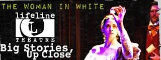 Post image for Chicago Theater Review: THE WOMAN IN WHITE (Lifeline Theatre)