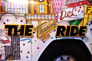 Post image for New York Theater/Event Review: THE RIDE (Literally on the streets of New York)