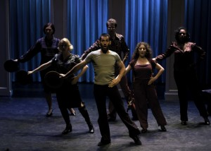 Ruth Smerling's Stage and Cinema review of Porchlight's A CLASS ACT at Theater Wit in Chicago