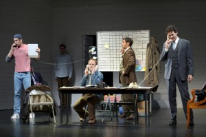 Tony Frankel's Stage and Cinema review of A.C.T.'s THE NORMAL HEART in San Francisco