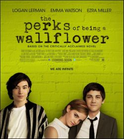 Post image for Film Review: THE PERKS OF BEING A WALLFLOWER (directed by Stephen Chbosky)