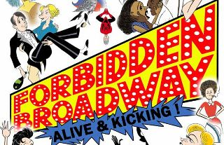 Post image for Off-Broadway Theater Review: FORBIDDEN BROADWAY: ALIVE & KICKING! (47th Street Theatre)