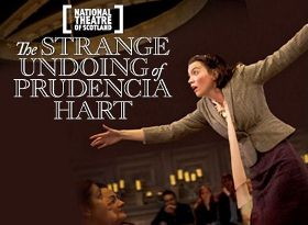 Post image for Chicago Theater Review: THE STRANGE UNDOING OF PRUDENCIA HART (Chicago Shakespeare)