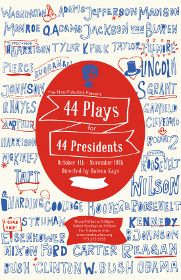 Post image for Theater Review: 44 PLAYS FOR 44 PRESIDENTS (The Neo-Futurarium in Chicago)