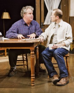 Paul Birchall's Stage and Cinema review of HIM at Primary Stages at 59E59 Theaters in NYC