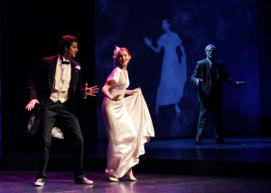 Thomas Doos' Stage and Cinema review of SCR's EURYDICE in Coasta Mesa