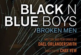 Post image for Theater Review: BLACK N BLUE BOYS/BROKEN MEN (Goodman Theatre in Chicago)