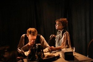 Paul Birchall's Stage and Cinema review of Axis Theatre's LAST MAN CLUB in NYC