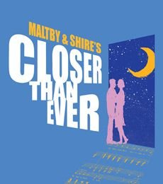 Post image for Off Broadway Theater Review: CLOSER THAN EVER (York Theater)