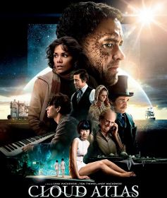 Post image for Film Review: CLOUD ATLAS (directed by Tom Twyker, Lana Wachowski, and Andy Wachowski)