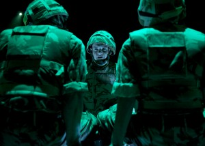 Lawrence Bommer's Stage and Cinema review of National Theatre of Scotland's BLACK WATCH in Chicago and on tour